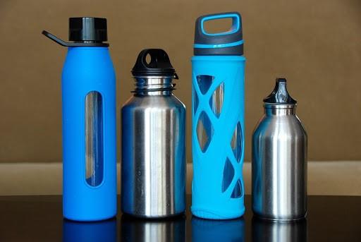 Pourquoi utiliser une bouteille d'eau en verre ?